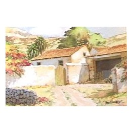 ACUARELA MOISES 24X17